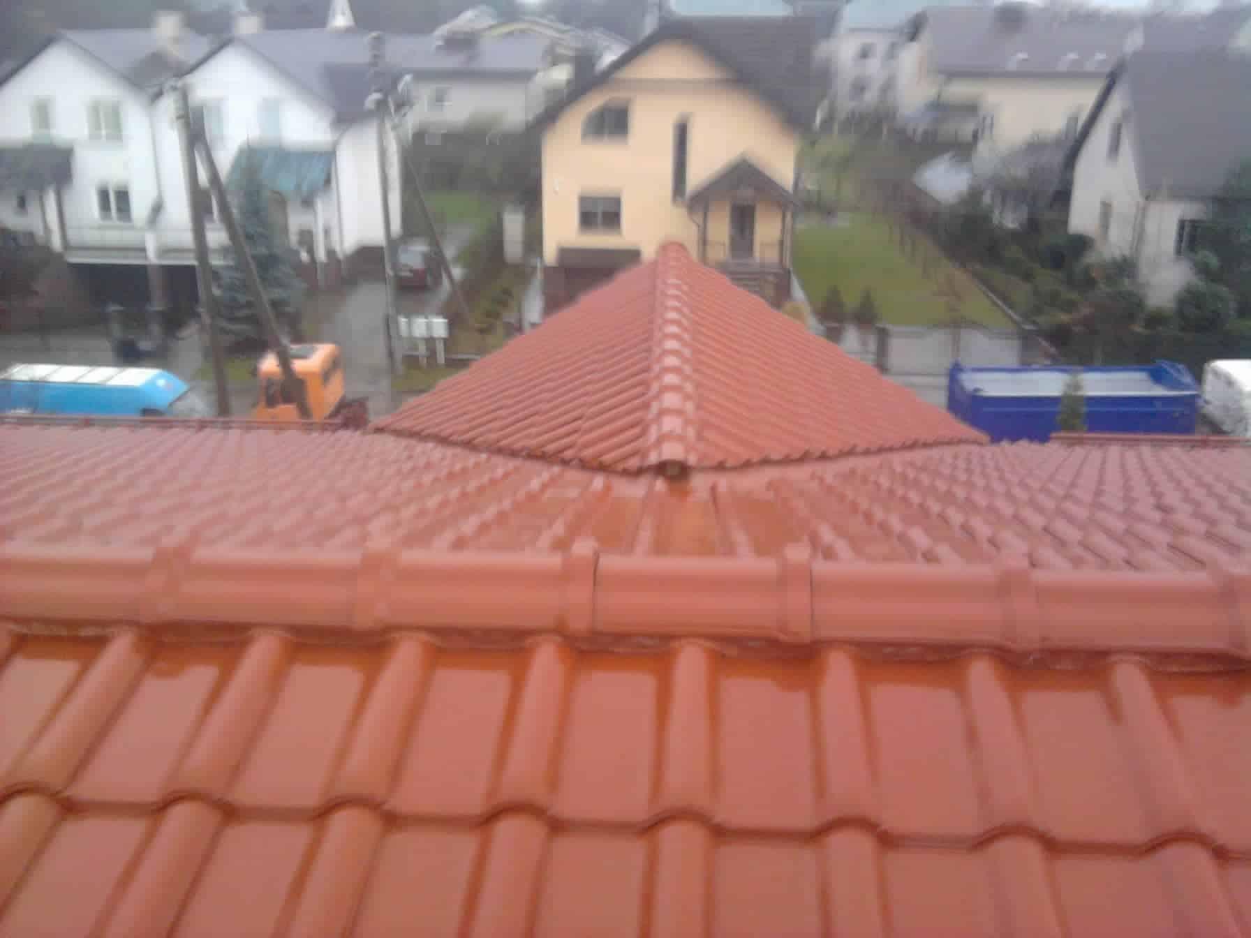 baigtas stogas